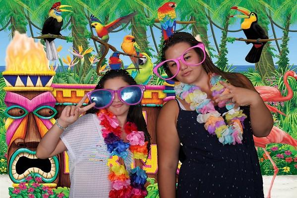 Alene and Tony's Luah Party
