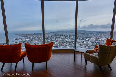 MCIL's 40th Anniversary Benefactor Party at Salesforce Tower's 61st Floor