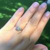 1.04ct Old European Cut Diamond GIA K VS1 25