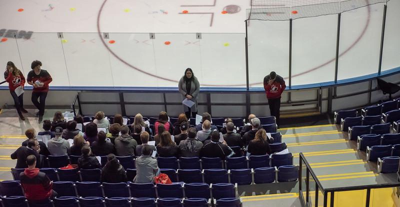 2019 IIHF WJC Victoria Volunteer Training   Save-on-Foods Memorial Centre   Victoria BC
