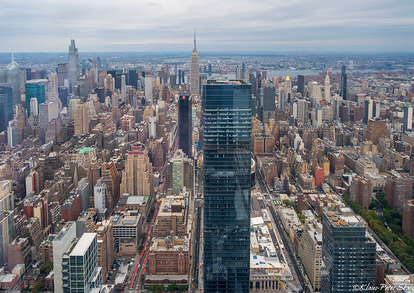 The Edge and Hudson Yards Tour October 2020
