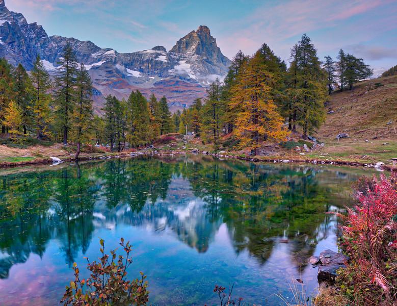 Alps Scenic Panorama