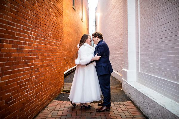 Rebecca + Brian: Wedding