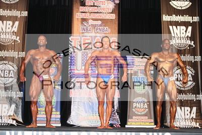 Pro Bodybuilding Masters Men