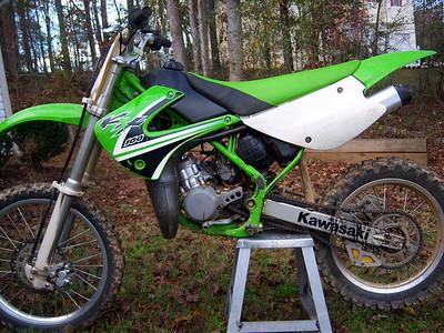 2002 Kawasaki KX100