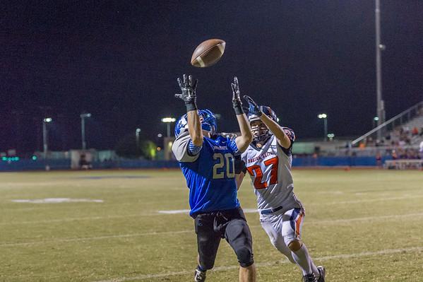 2014-10-17 MHS vs Poston Butte