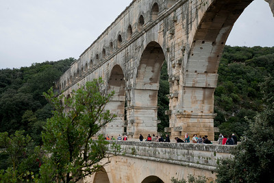 Pont du Gard (Day 4)