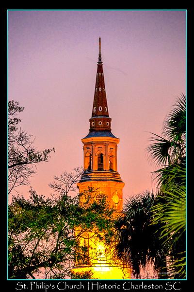 ST. PHILIPS CHURCH | CHARLESTON