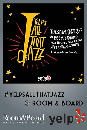 Yelp All That Jazz (10.3.2017)