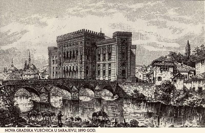 Sarajevo - 1890.