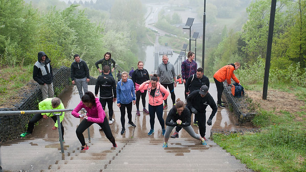 Stairs Bootcamp