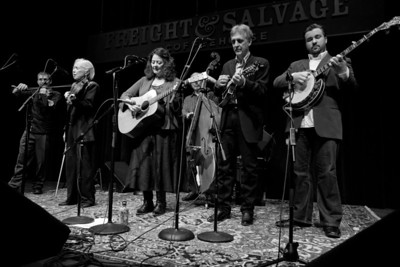 Laurie Lewis live at the Freight November 26,2011