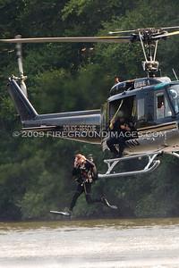 Police Dive Training (Shelton, CT) 8/18/09