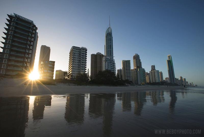 Avant Après Brisbane Sunset.mp4