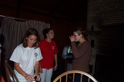 2002 Senior High Retreat