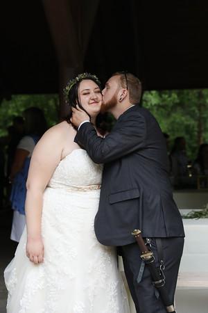 Amanda and Darby's Wedding Day
