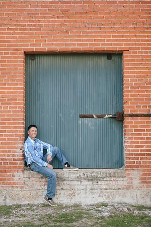 Zach Senior Pics
