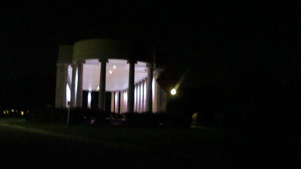 City Park EXT NIGHT