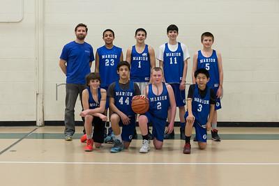 2013-2014 Marion Wildcats