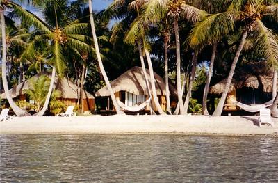 First trip to Polynesia