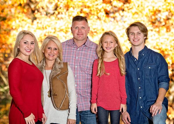 Fleming Family 30 Oct 2016