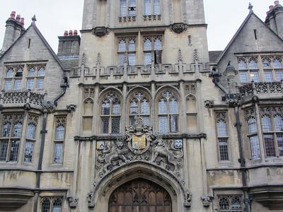 Oxford weekend Nov 2013