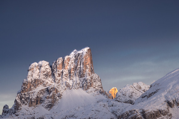 Dolomites and Swiss Alps