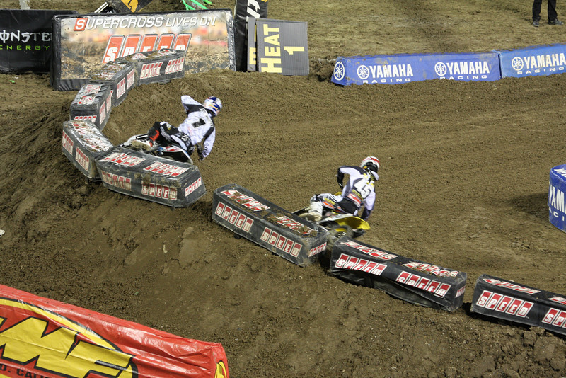 January 23, 2010 Anaheim Supercross