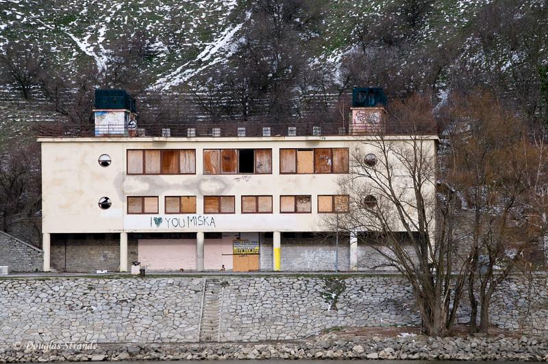 Communist building, no doubt