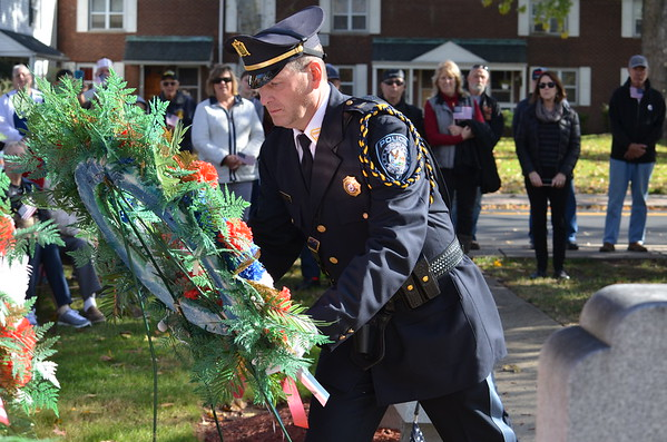 11/11/16 - Annual Veteran's Day Ceremony