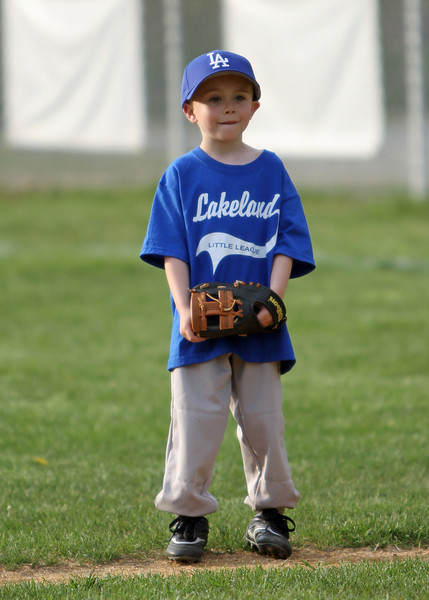 Lakeland T-Ball - Dodgers vs Angels