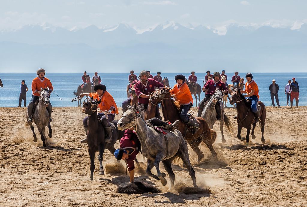 Kyrgyzstan Photos: Kok Boru Manas Games
