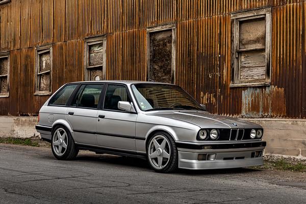 1989 BMW 324td Touring