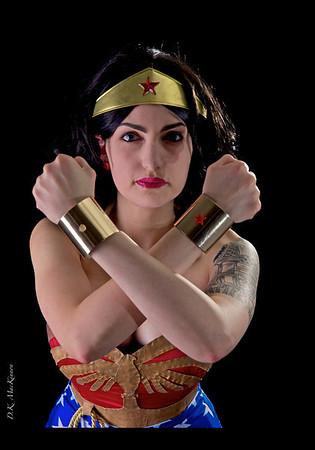 TLOSH: Wonder Woman
