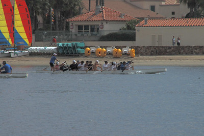 Dragonboat Practice