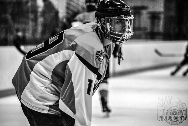 October 4, 2015 WPU vs Junior A Flyers