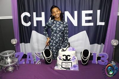 APRIL 20TH, 2019: NA'ZIA'S 13TH BIRTHDAY BASH