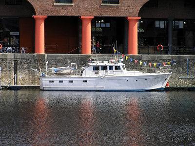 Albert Dock, Liverpool, 2006
