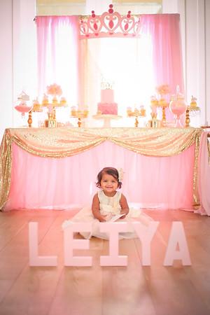 Leiya's Birthday