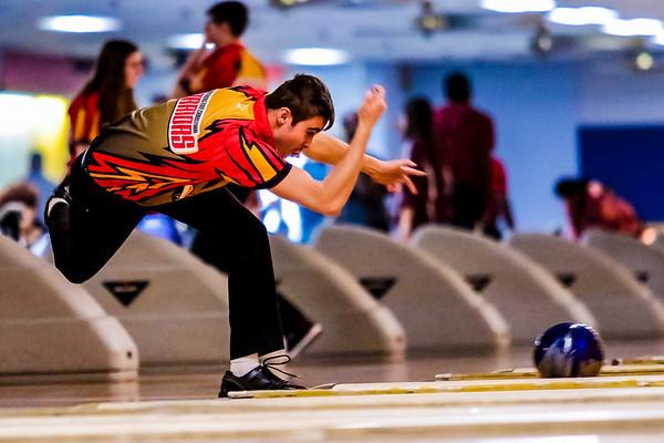 WCHS Bowling vs. Columbus International