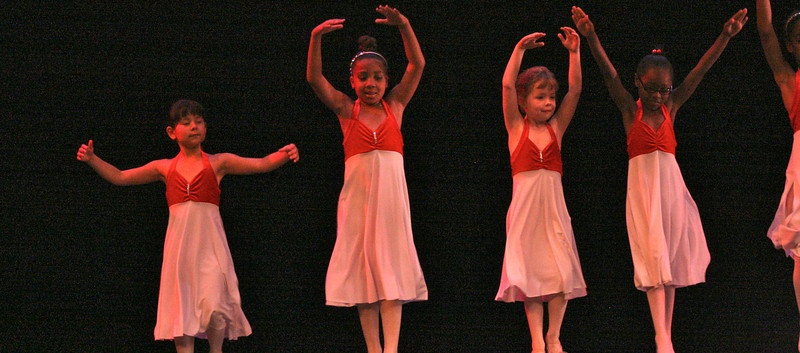 2012 Spring Dance Recital Step One