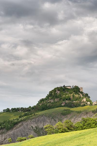 Castello di Canossa - Canossa, Reggio Emilia, Italy - April 29, 2015
