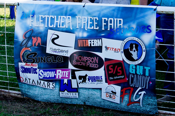 Fletcher Swine Show