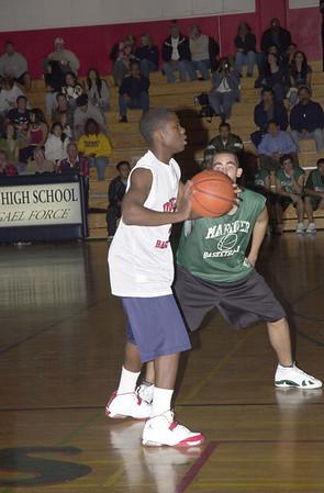 DHS Varsity Boys Basketball - 11-22-05