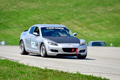 2021 SCCA Pitt Race Aug TT Silver 52 Mazda