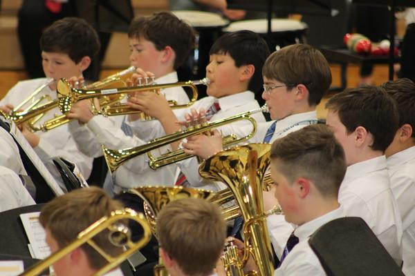 Middle School Spring Concert!