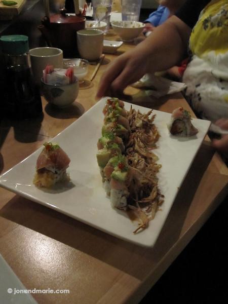 11/10 - Sushi