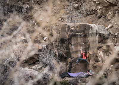 Desert Boulders | Utah