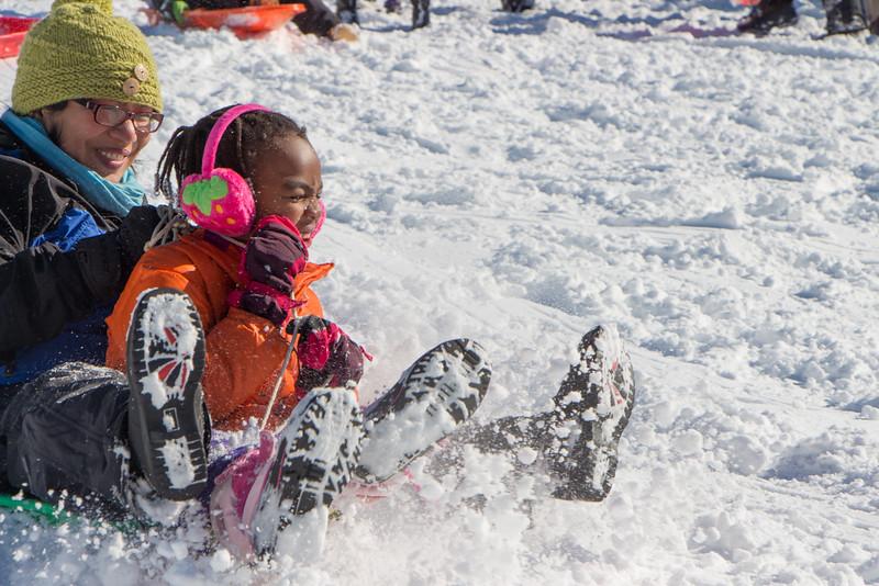 Jan. 24th - Dupont Circle Snowball Fight