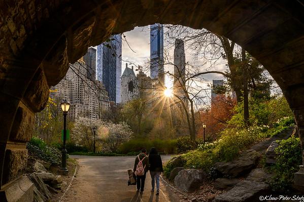 Central Park Photowalk April 2021